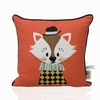 Aristo Katt Organic Cotton Throw Pillow