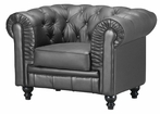 Aristocrat Armchair in Black