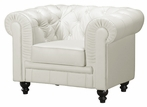 Aristocrat Armchair in White
