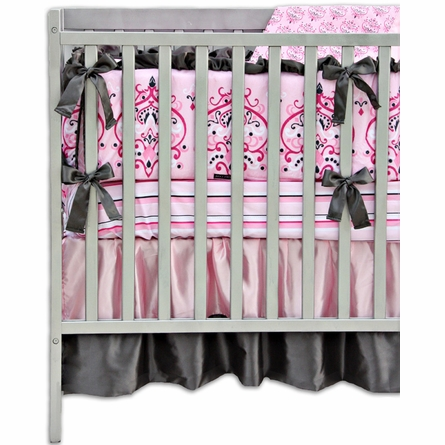 Ashlyn 4-Piece Crib Bedding Set