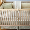 Asparagus Elliot Crib Bedding Set
