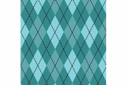 Astonishing Argyle Removable Wallpaper in Clear Oceans