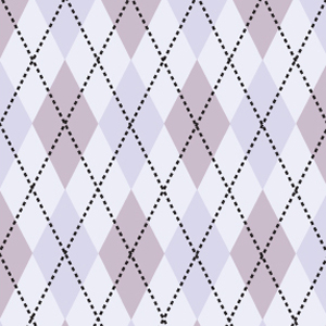 Astonishing Argyle Removable Wallpaper In Mauve Purple By
