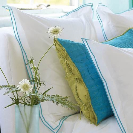 Astor Jade Duvet Cover