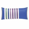 Astrakhan Lapis Throw Pillow