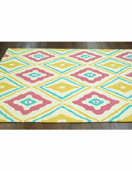 Athena Rug in Pink