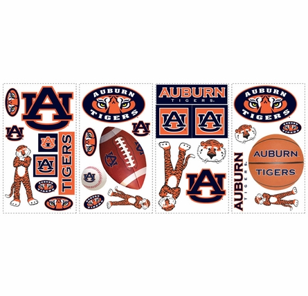 Auburn University Peel & Stick Applique