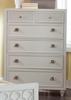 Audrina Five Drawer Chest