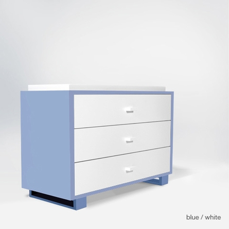 Austin 3-Drawer Changer