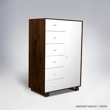 Austin 6-Drawer Armoire