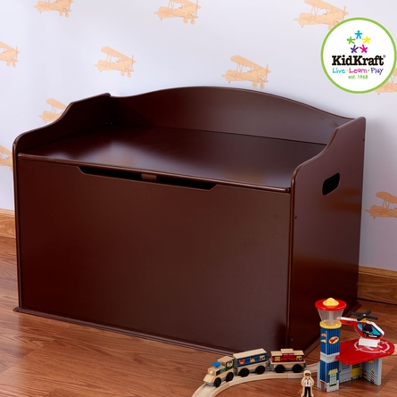 Austin Toy Box - Cherry