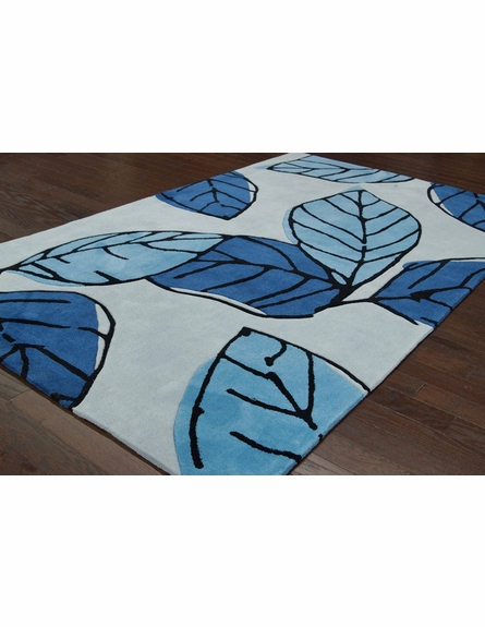 Autumn Blue Rug