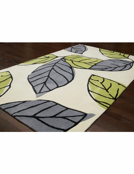 Autumn Green Rug