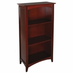 Avalon 3-Shelf Bookcase - Cherry