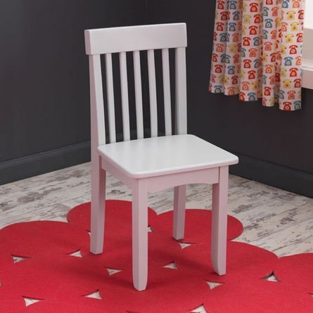 Avalon Chair in Fog Gray