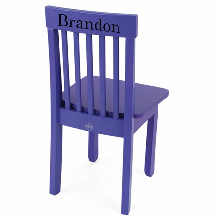 Avalon Chair in Grape