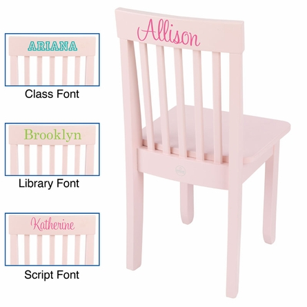Avalon Chair in Petal