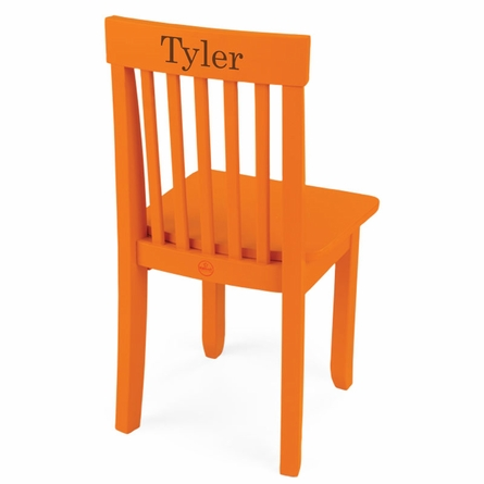 Avalon Chair in Tangerine