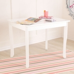 Avalon Table II in White