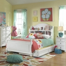 Avery Bookcase Bed