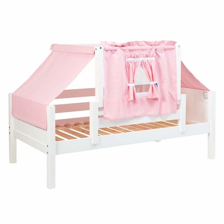 Yo Day Bed with Light Pink Tent