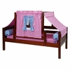 Avery Day Bed with Pink and Blue Tent