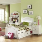 Avery Panel Bed