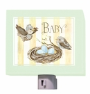Baby Bird's Nest Night Light