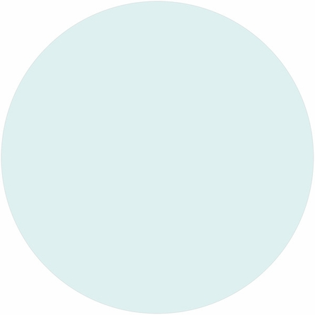 Baby Blue Baby Dot Wall Decals
