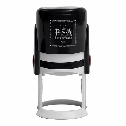Baby Carriage Personalized Self-Inking Stamp