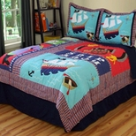 Baby & Kids Pirate Bedding