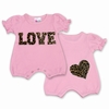 Baby Love Cheetah Love Romper