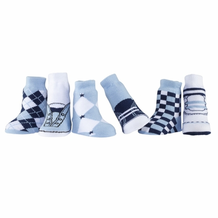 Baby Navies Baby Socks Set of 6