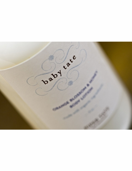 Baby Orange Blossom & Honey Body Lotion - 8 oz