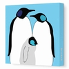 Penguins Canvas Wall Art