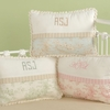 Baby Toile Pillow
