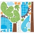 Babysaurus Peel & Stick Growth Chart Wall Decal