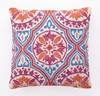 Back Bay Orange & Blue Hook Pillow