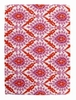 Back Bay Pink Hook Rug