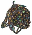 Backpack Diaper Bag in Doodle Bugs
