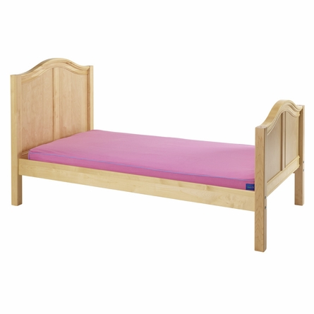 Bailey Curved Panel Bed