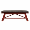 Bajan Bed End Bench