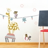 Balancing Acts Wall Decal