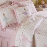 Ballerina Baby and Kids Bedding