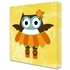 Ballerina Owl II Canvas Reproduction
