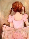 Ballerinas Canvas Art