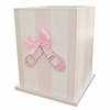 Ballet Shoes Waste Basket