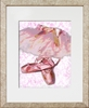 Ballet Tutu Personalized Framed Art Print