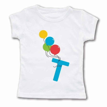 Balloon Bouquet Personalized T-Shirt
