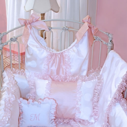 Barbie Crib Linens